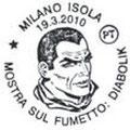 Annullo Poste Italiane 19/03/2010