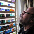 Andreas Linnenschmidt in Glasbibliothek