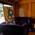"""""""Orient Express auf Blattgold"""" im Wagen ORIENT EXPRESS Pullmann"""