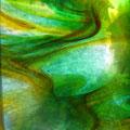 mehrfarbige fertige Glasplatte