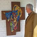 50 Jahre Kunst 1967 / 2017 ,  Email  Peter Diziol, © P. Diziol