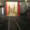 Industriegeschichte bei der CUBUS Ausstellung, © Peter Diziol