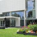 Blindenführung im Museum Frieder Burda, Baden-Baden