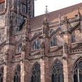 Freiburger Münster, rechtes Seitenschiff