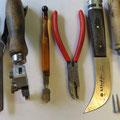 Werkzeug zur Glasbearbeitung