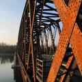 125 jahre Rheinbrücke Wintersdorf ; © Peter Diziol