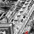 purge et réparations de la cathédrale de Strasbourg
