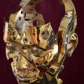 Fragment 3, Bronze by Fredange