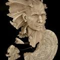Element Terre ou la culture de la deraison, Terracotta by Fredange