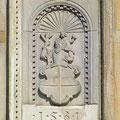 Wappen von Werne am Rahthaus