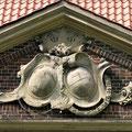 Wappen an der Orangerie