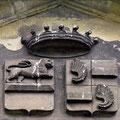 Wappen vom Schloss Ermelinghof