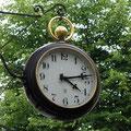 Zunpftzeichen eines Uhrmachers
