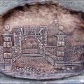 Tontafel von Burg Vischering