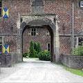 Tor zum Innenhof am Schloss Heessen