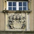Wappen an der Vorburg