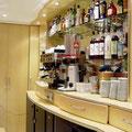 Restaurant Les Oliviers - L'Arrière Bar Cintré - Le Tiroir à marc