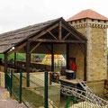 Festyland - La gare du Roller Coaster