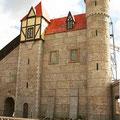 Festyland - La façade du château finie