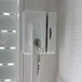 ABUS - Fenstergriff-Schloss FO500
