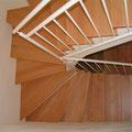 Treppenstufen Buche