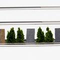 Terassen bepflanzung mit Sichtschutz