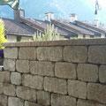 Mauer erstellen