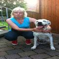 6141 Nancy, nacido en 2005, desde 2010 en el albergue, adoptado en Alemania
