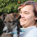 Luisa, adoptada en Calpe