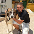 7414 adoptado 05/2013 (6 meses en el albergue) vive en www.villa-florencia.co.uk