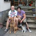 7184 Clara, abandonado de cachorro con solo 3 meses -ahora vive en Alemania