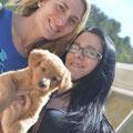 cachorro, adoptado en Gandia 04/2013