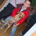 Chopo - adoptado en Gandia 11/ 2012