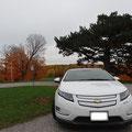 Herbst in Ontario: Gefärbte Blätter allerorten.