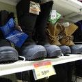 Preiswerte Alternative zu überteuerter Winter-Ausstattung: Hier gibt es Marken-Stiefel auch zu erschwinglichen Preisen.
