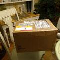 Ich bin jetzt auch bereit für Weihnachten: Mein Paket aus Deutschland ist da!