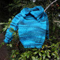 """Wolle aus Peru, handgesponnen vom """"Mellerschter Schafhof"""""""