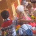 В детском саду с новыми игрушками