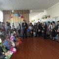 Поздравление от главы администрации Калининского МР Алексеева Д.А.