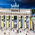 A.K.: Berliner Ansichten: Brandenburger Tor