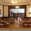 Fest - und Speisesaal im Schloss Wahlsdorf