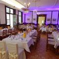 Hochzeitfeiern im Schloss Wahlsdorf