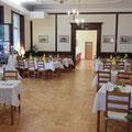 Festsaal im Schloss Wahlsdorf