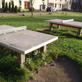 Tischtennisplatten Schloss Wahlsdorf