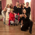 "November 2018: ""Storytelling with dance"" Workshop mit Kaeshi Chai aus New York ~ http://www.kaeshi.com/ ~ im Hayal Tanzstudio in Berlin! https://www.hayal-orientalmoves.de/"