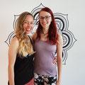 Ich mit Alice Bracegirdle aus Kanada. (CEO & Co-Founder von Bellyfit®) http://www.bellyfit.com/alice