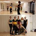 November 2018: Tribal Fusion Workshop mit Arzo Renz ~ http://serpent-blanc.com/index.html ~ im FCBD® Sister & Brother Studio Hamburg Wandsbek!