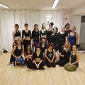 Januar 2018: Tribal Fusion Workshop mit Patricia Zarnovican ~ https://patricia-zarnovican.squarespace.com/ ~ im FCBD® Sister & Brother Studio Hamburg Wandsbek!