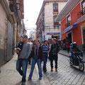 Zauggs in La Paz