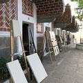 Künstlerviertel in Puebla